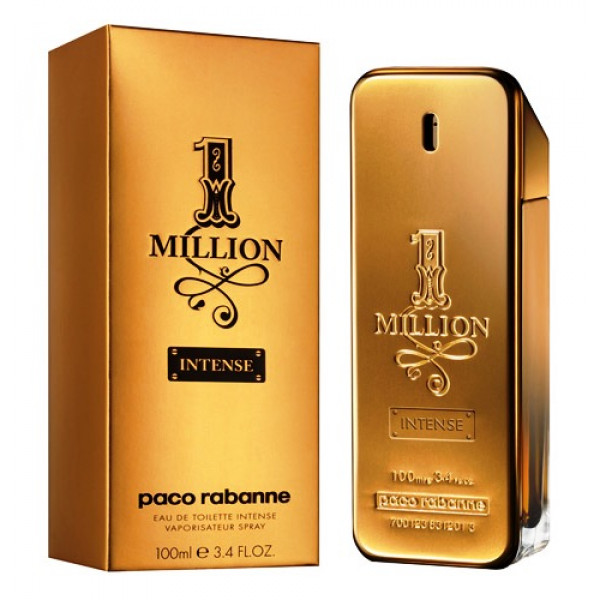 1 Million Intense By Paco Rabanne