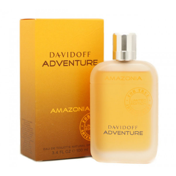 Adventure Amazonia by Davidoff