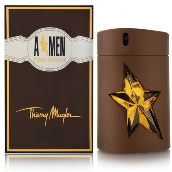 Angel Men Pure Havane By Thierry Mugler
