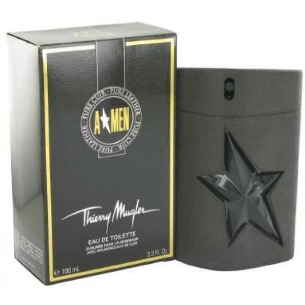 Angel Men Pure Leather By Thierry Mugler