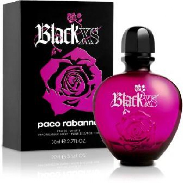 Black Xs By Paco Rabanne