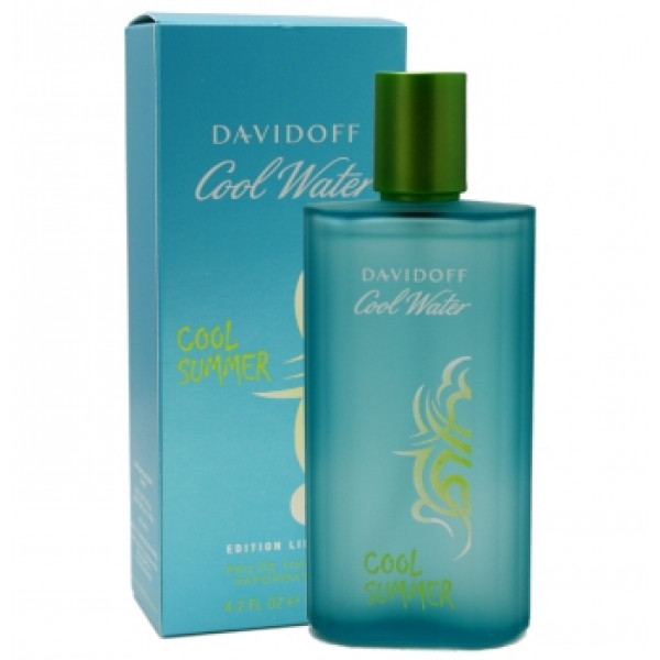 Cool Water Cool Summer by Davidoff