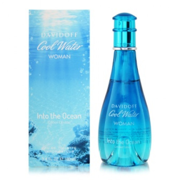 Cool Water Into The Ocean by Davidoff