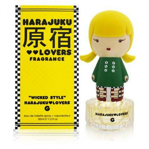 Harajuku Lovers Wicked Style G by Gwen Stefani