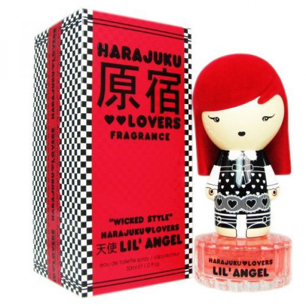 Harajuku Lovers Wicked Style Lil Angel by Gwen Ste...