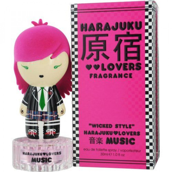 Harajuku Lovers Wicked Style Music by Gwen Stefani
