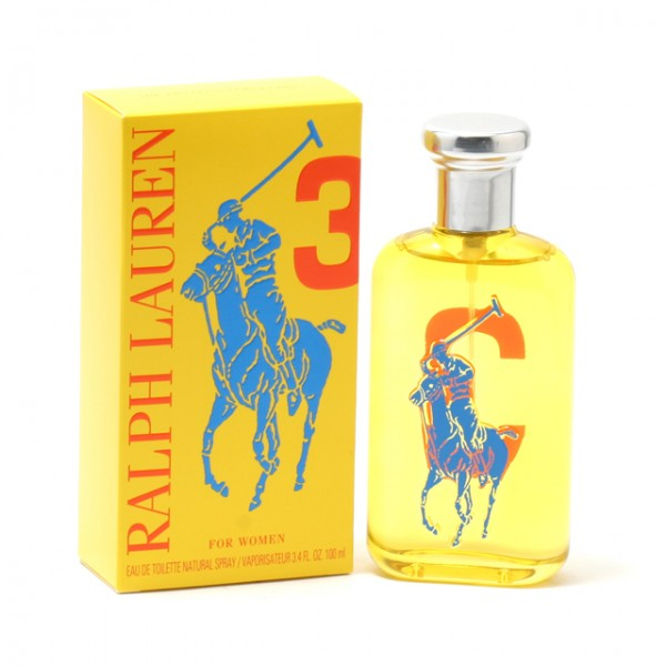Polo Big Pony #3 By Ralph Lauren