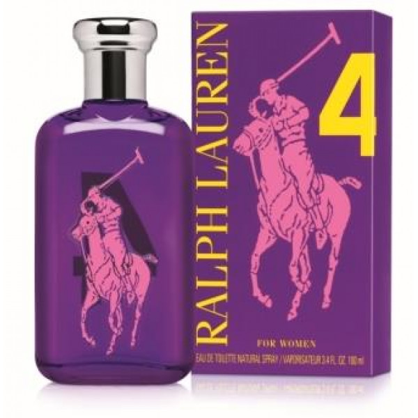 Polo Big Pony #4 By Ralph Lauren