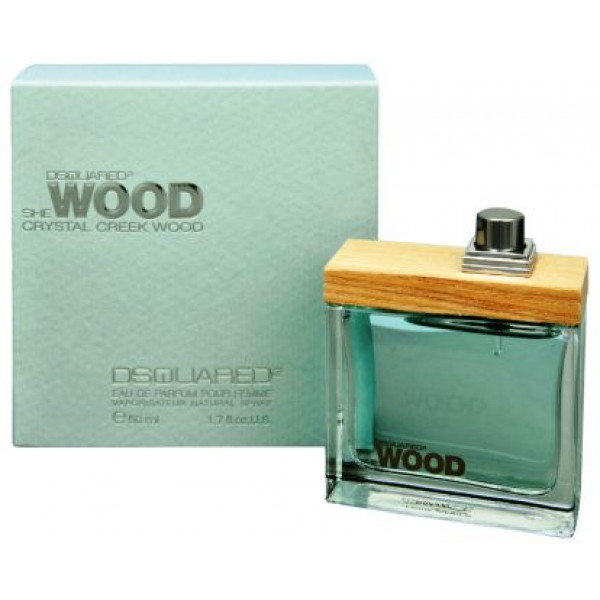 She Wood Crystal Creek Wood by Dsquared2