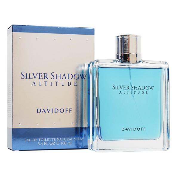 Silver Shadow Altitude by Davidoff