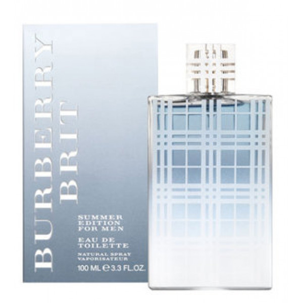 Brit Summer by Burberry (edition 2012)
