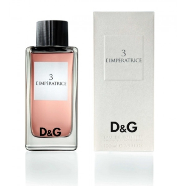 3 L'Imperatrice by Dolce & Gabbana