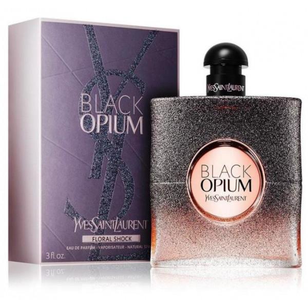 Black Opium Floral Shock by YSL