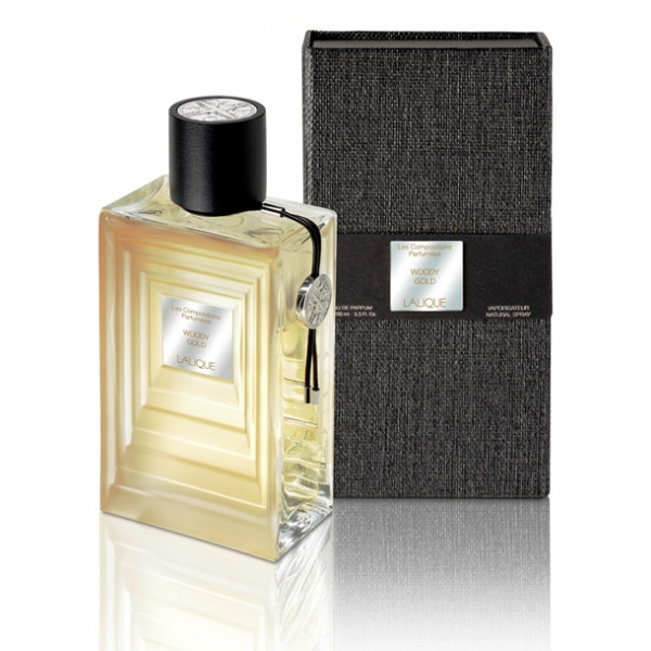 Les Compositions Parfumees Gold By Lalique