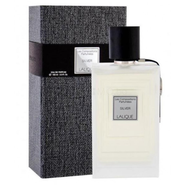 Les Compositions Parfumees Silver By Lalique