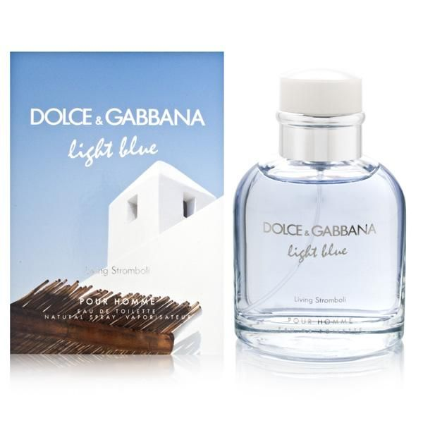 Light Blue Living Stromboli by Dolce & Gabbana...