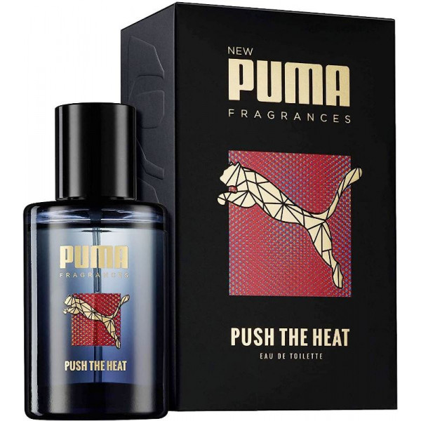 Push The Heat by Puma